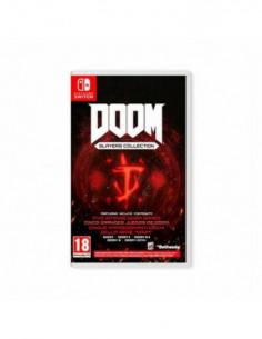 Juego Nintendo Switch Doom...