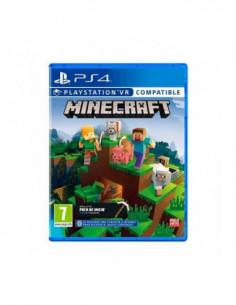Juego Sony PS4 Minecraft...